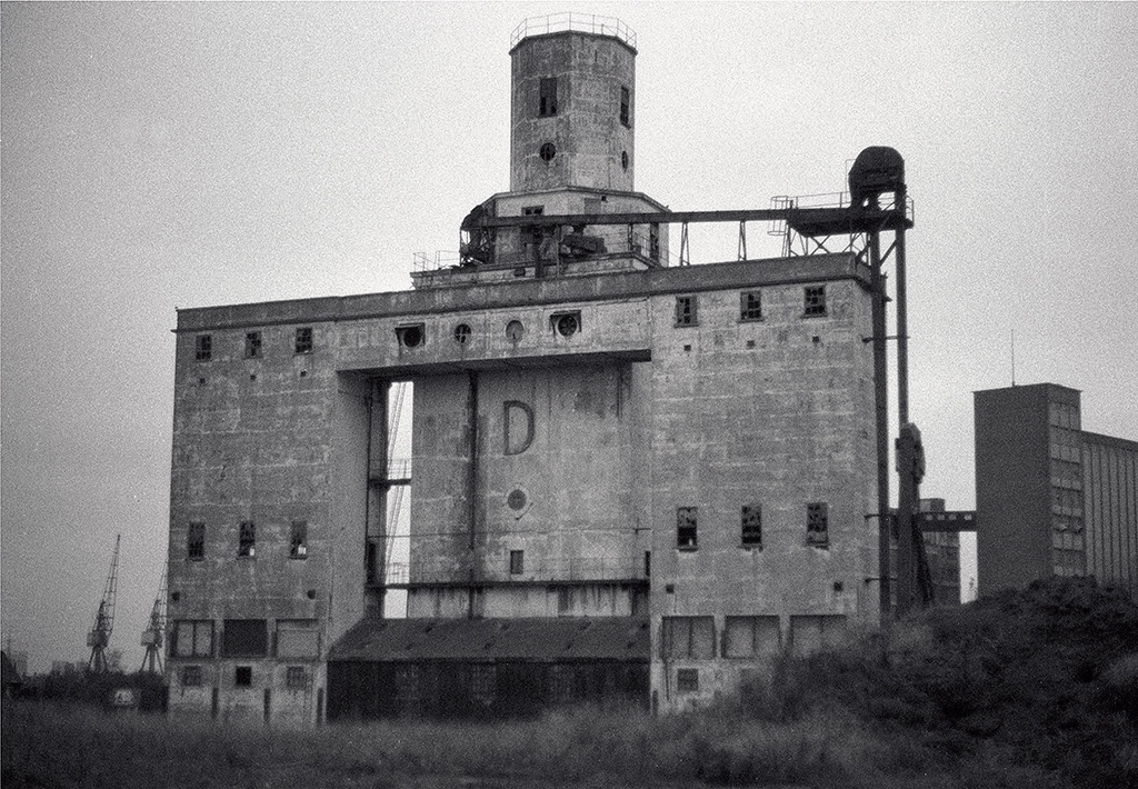 D Silo, Silvertown, London, 1990s