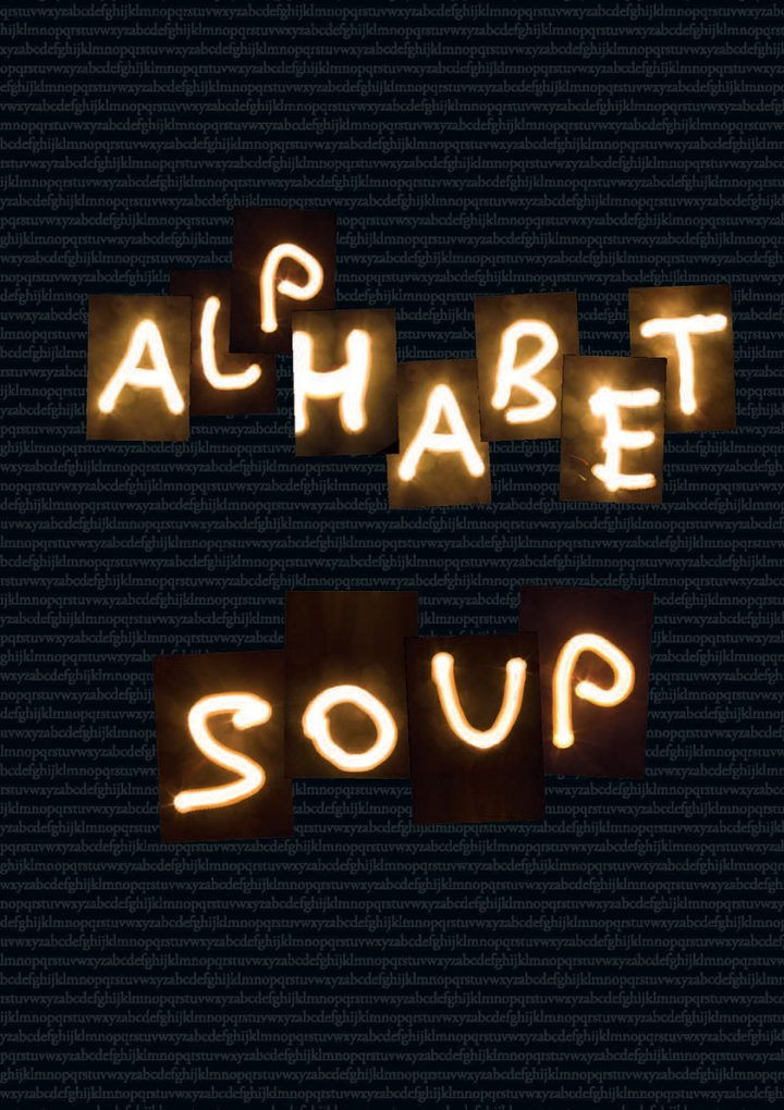 Alphabet soup book cover