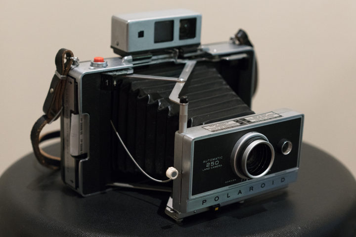 Polaroid Land camera 250